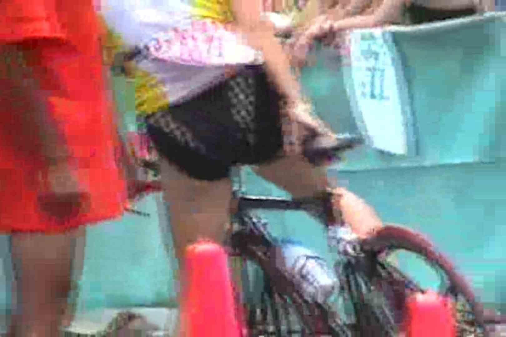 鉄人レース!!トライアスロンに挑む女性達!!Vol.4 乳首 隠し撮りすけべAV動画紹介 47連発 23