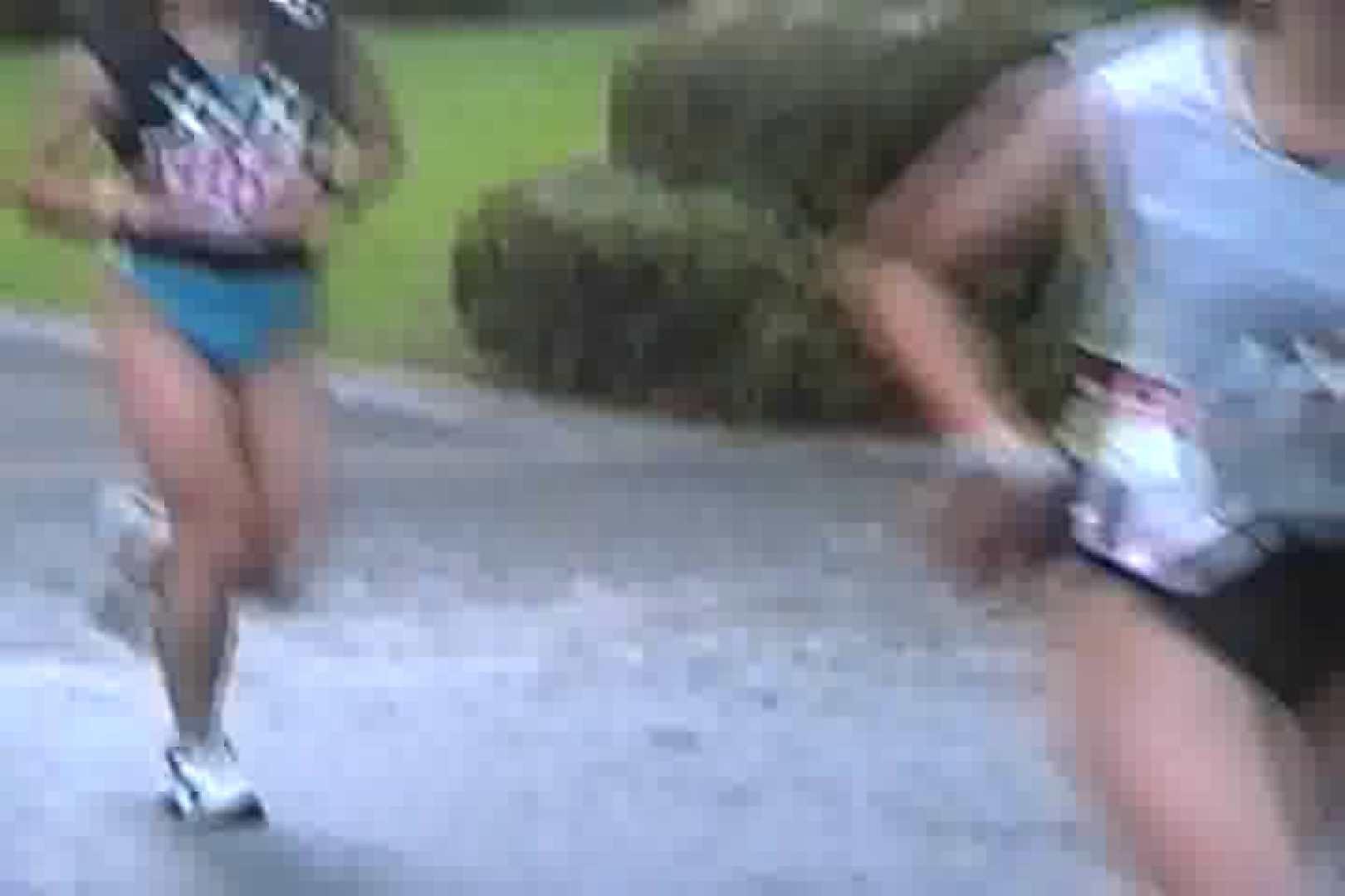鉄人レース!!トライアスロンに挑む女性達!!Vol.4 OL女体   貧乳  47連発 43