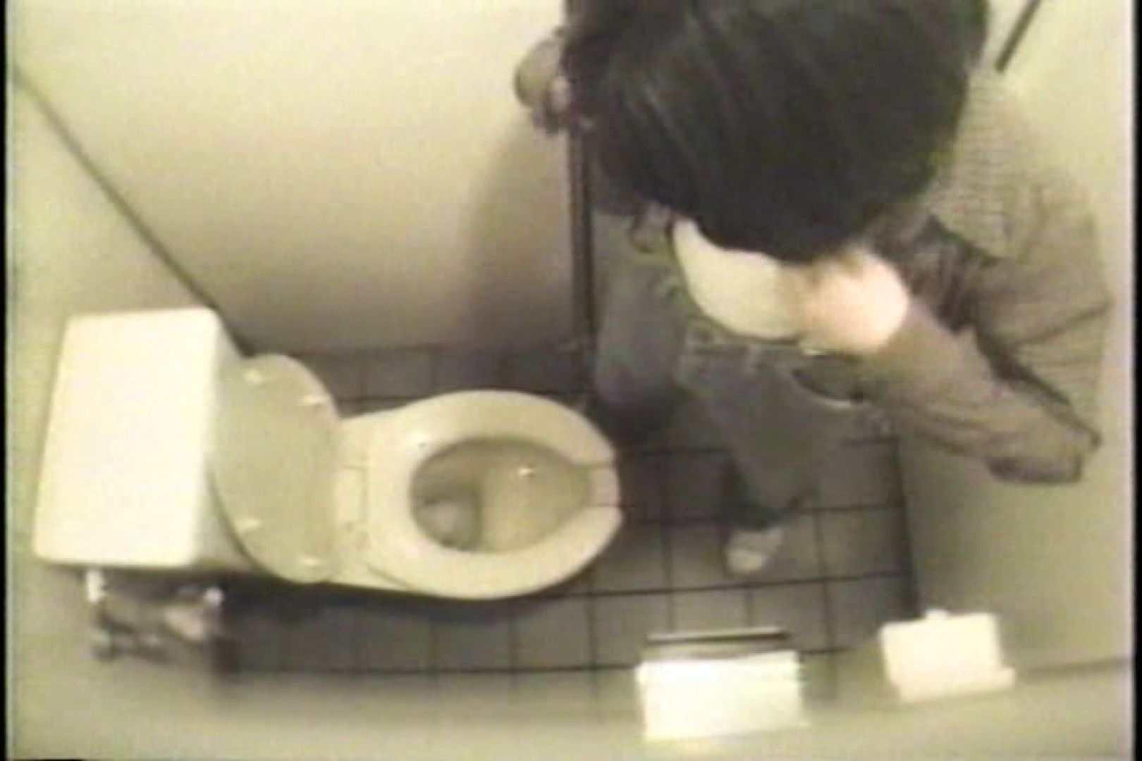 盗撮 女子洗面所3ヶ所入ってしゃがんで音出して プライベート   和式  109連発 9