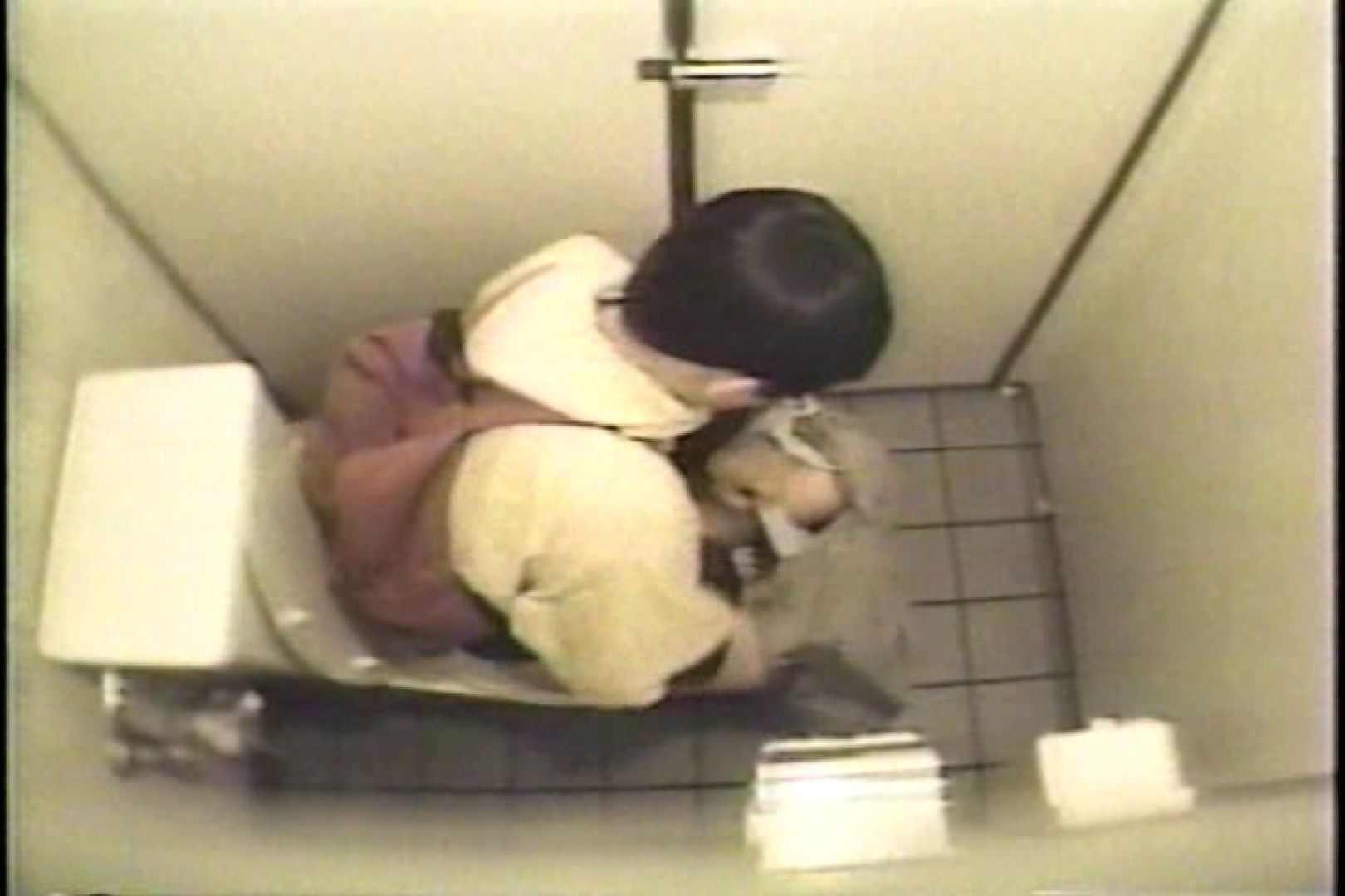 盗撮 女子洗面所3ヶ所入ってしゃがんで音出して 女体盗撮 のぞきエロ無料画像 109連発 18