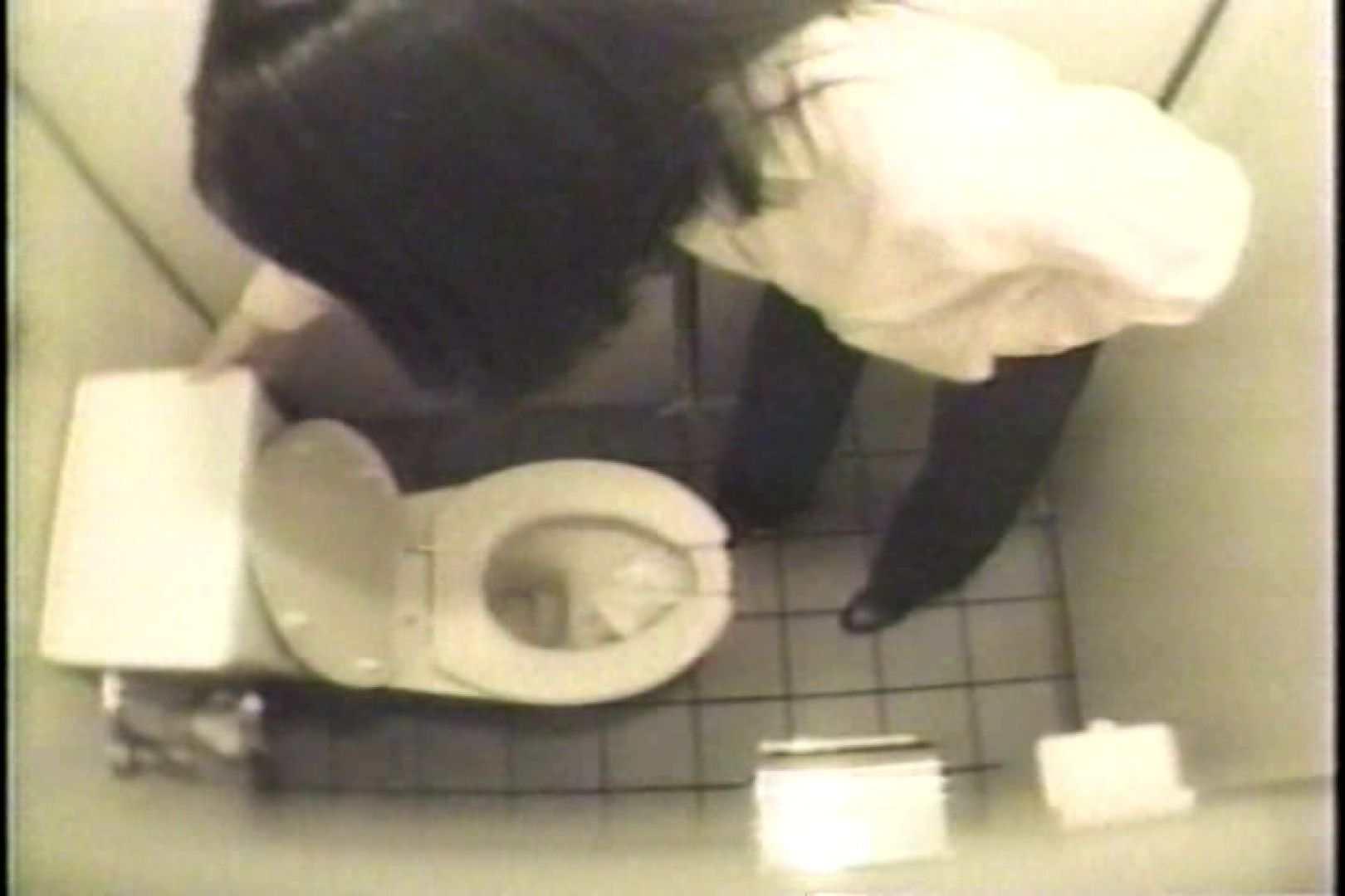 盗撮 女子洗面所3ヶ所入ってしゃがんで音出して 女体盗撮 のぞきエロ無料画像 109連発 74
