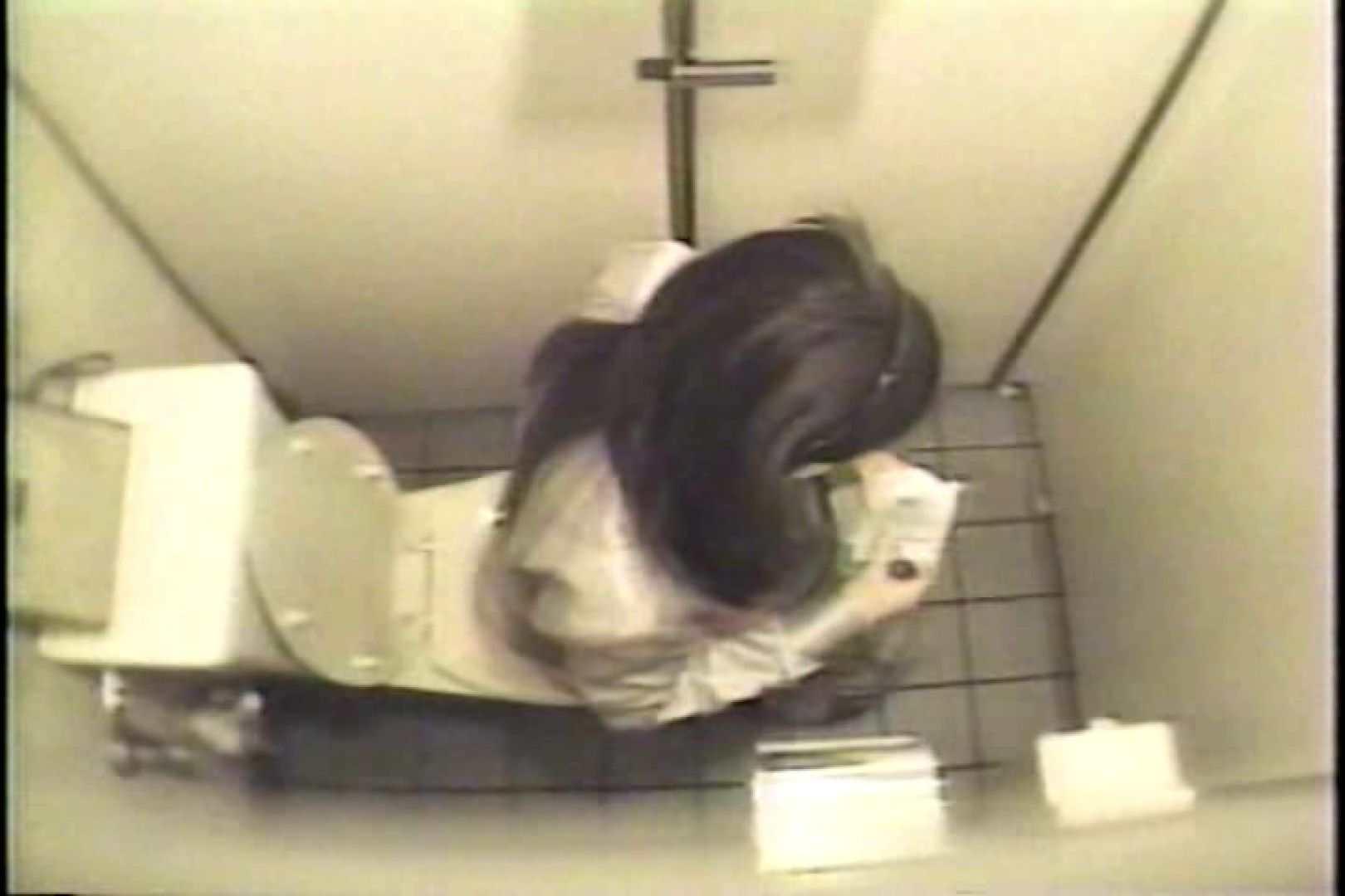 盗撮 女子洗面所3ヶ所入ってしゃがんで音出して 女体盗撮 のぞきエロ無料画像 109連発 98