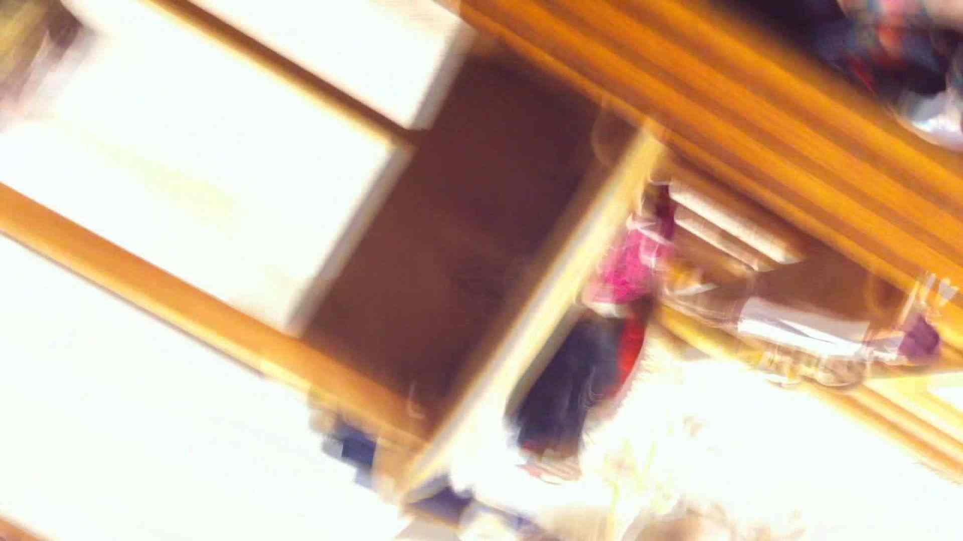 フルHD ショップ店員千人斬り! 大画面ノーカット完全版 vol.66 胸チラ | 接写  90連発 46